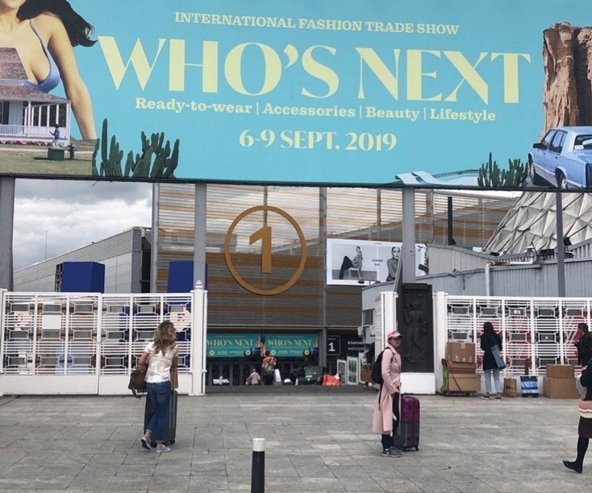 AJMIG @ WHO'S NEXT SEPT '19
