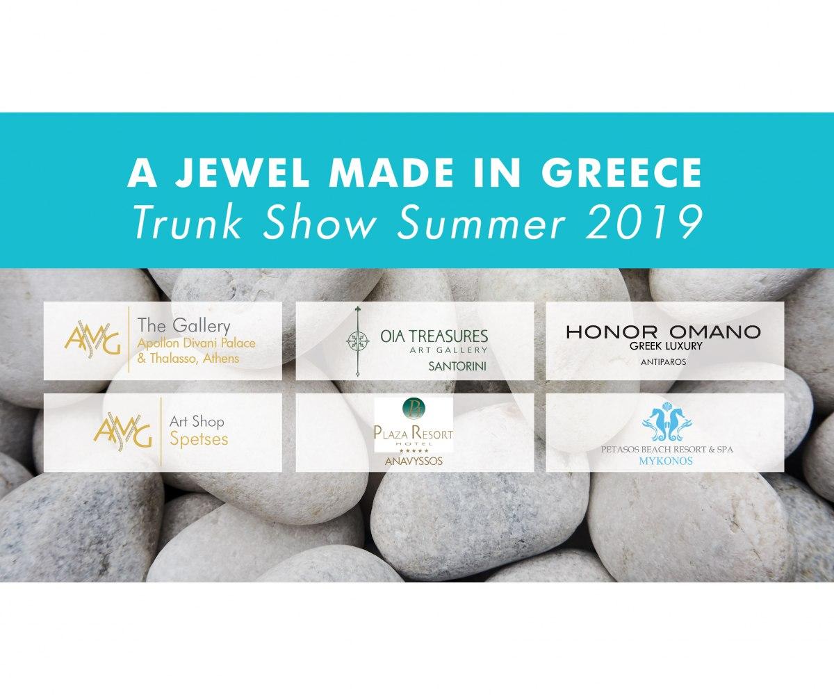 AJMIG TRUNK SHOW SUMMER 2019