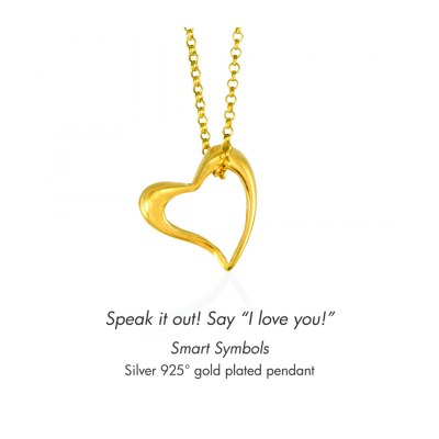 SPEAK IT OUT - SAY I LOVE YOU!